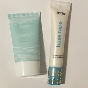2 Tarte Quench & Shape Tape Hydrating Primers New